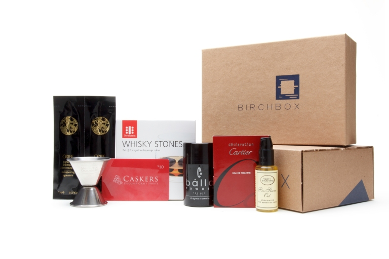 Birchbox Men Fashion Class and Jet Lag